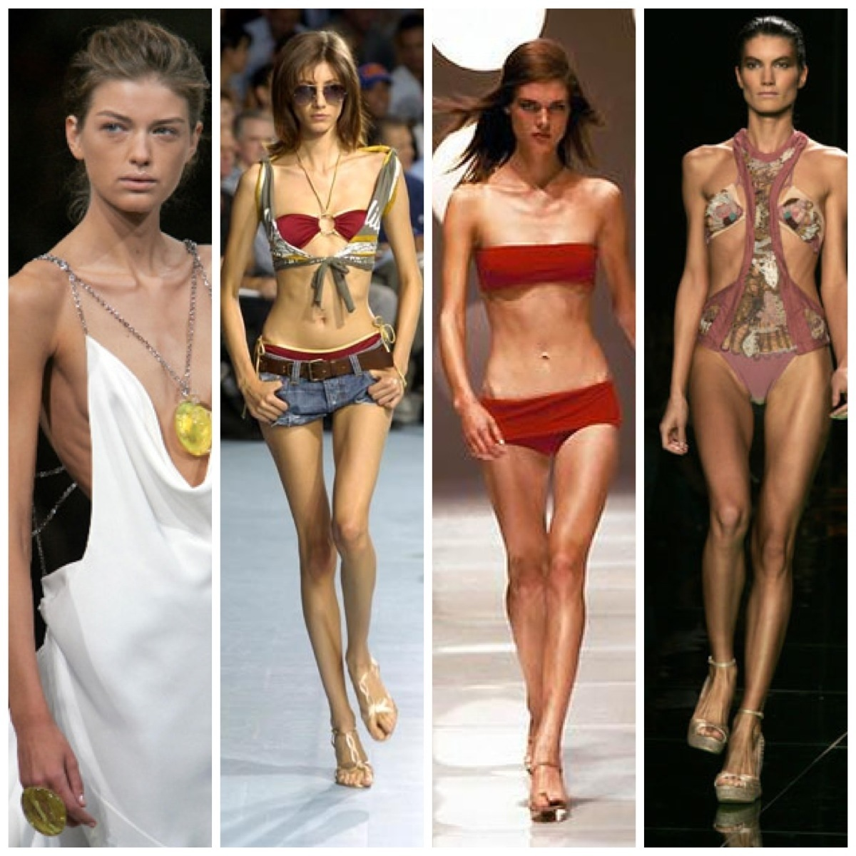 modele skinny