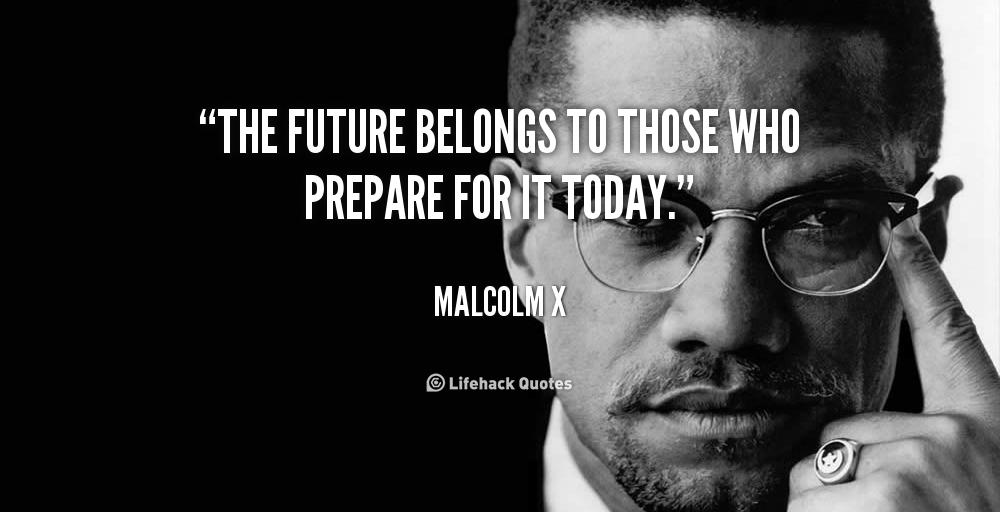 Citat Malcolm X