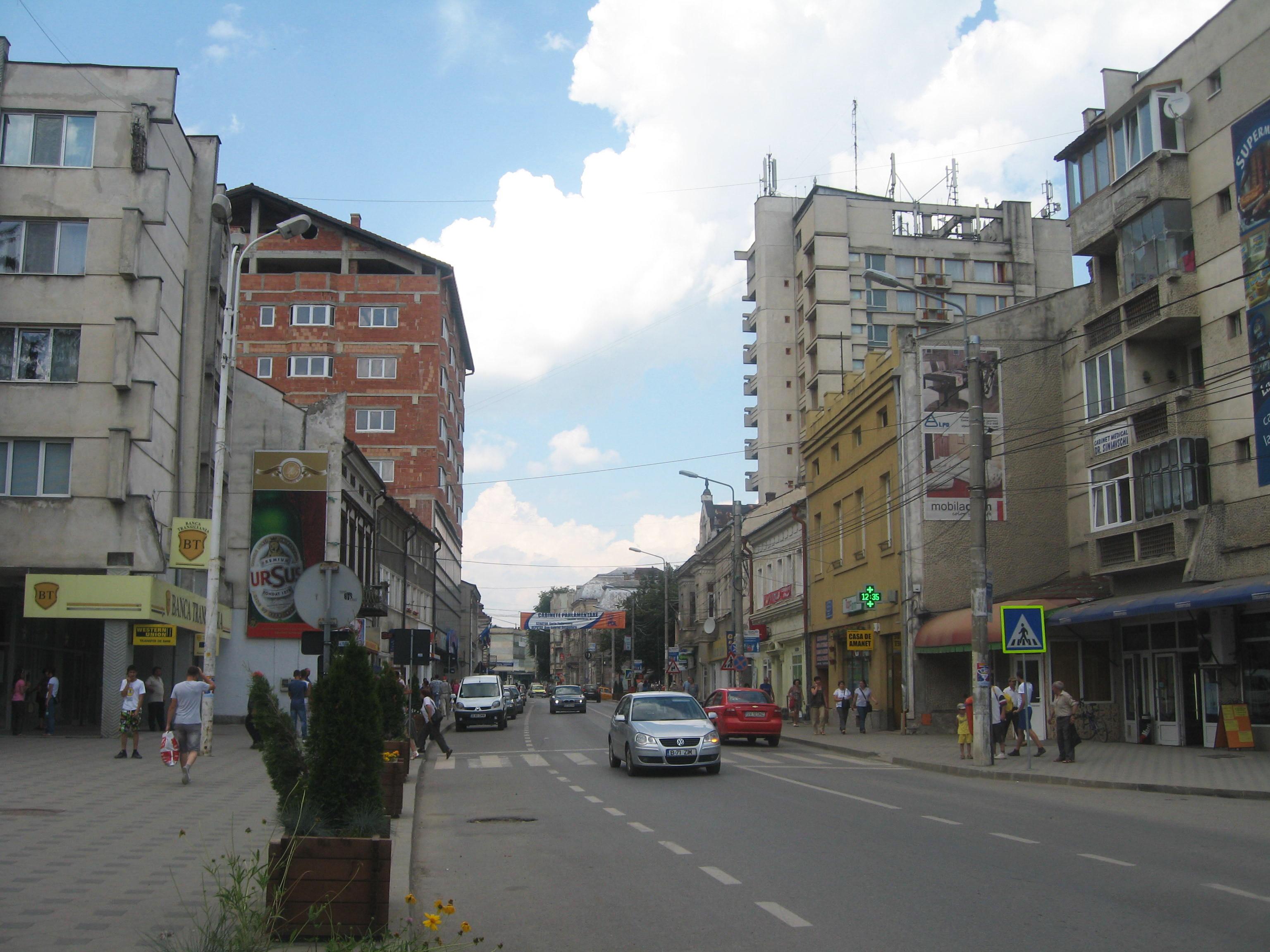 Statiunea Campulung Moldovenesc